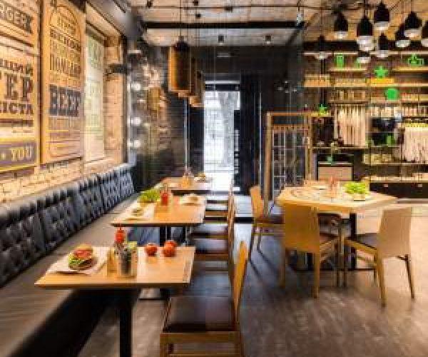 16. Interior Cafe