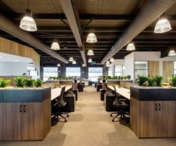 17. Interior Kantor