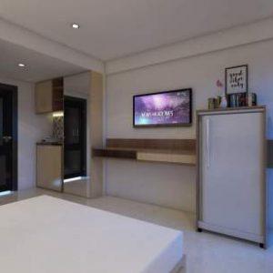 Apartemen Ibu Wati Serpong